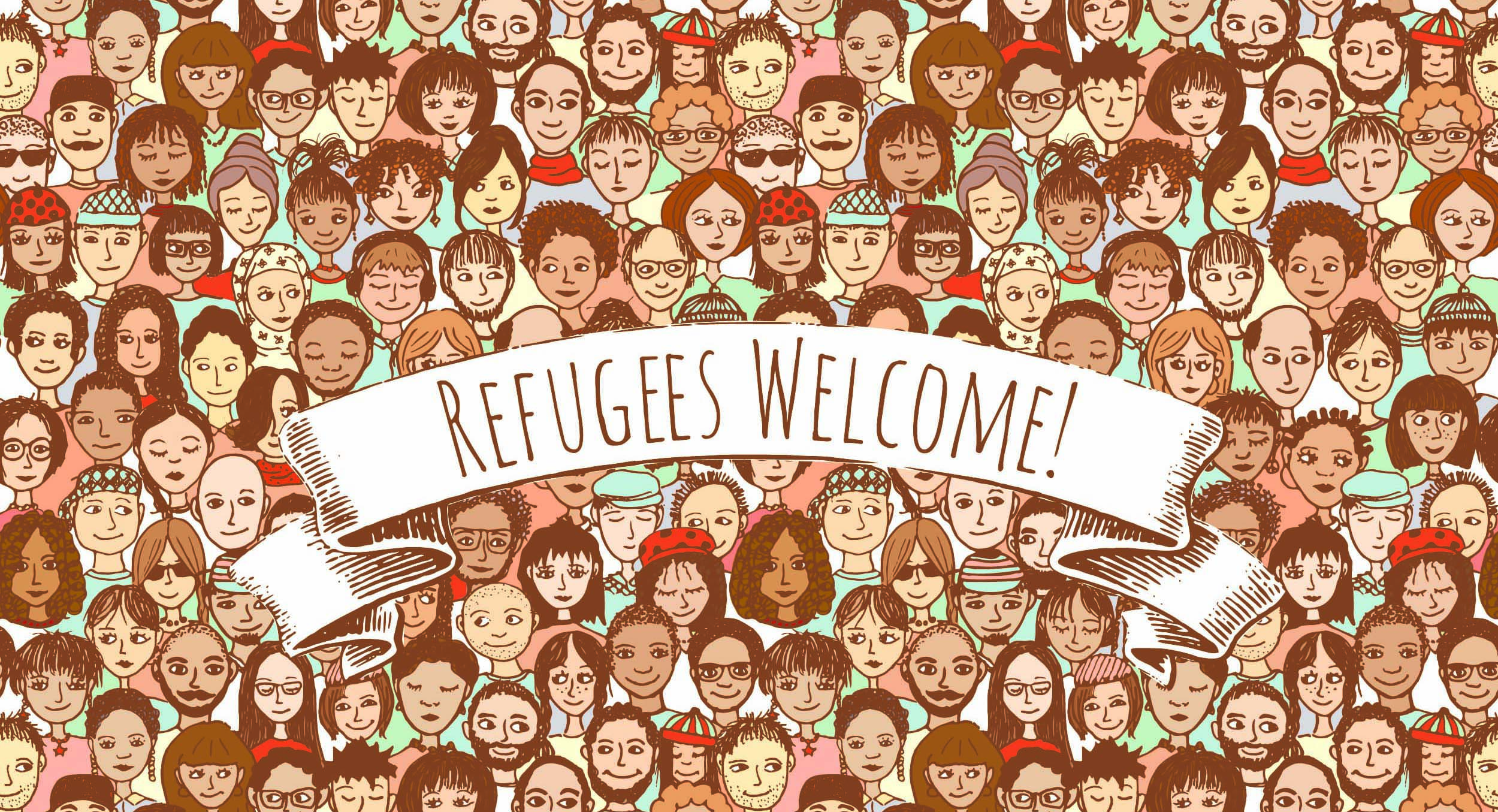 Welcome Refugees-Cropped